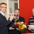 Bert Volders en Willy Timmers winnaars Johan Roeders spelregelkampioenschap 2013-2014