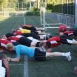 Donderdag 18 juli weer zomertraining in Groningen