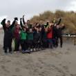 Sportweekend Ameland 2020: trainen, quiz, klimmen en ontspannen