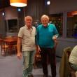 Geslaagde seizoensafsluiting, aanmoedigingsprijs Henk de Wit, pubquiz naar Danny, Sam en Marcel