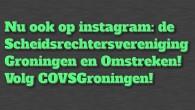 Onze vereniging nu ook actief op instagram