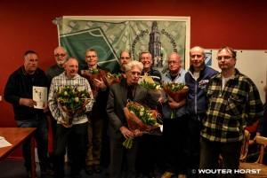 Jubilarissen Scheidsrechtersver Groningen eo