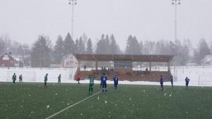 zweden sneeuw